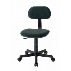 スタディーチェア(椅子) 肘なし グレー( オフィスチェア パソコンチェア ビジネスチェア イス 学習椅子 子供 キャスター )|interior-palette