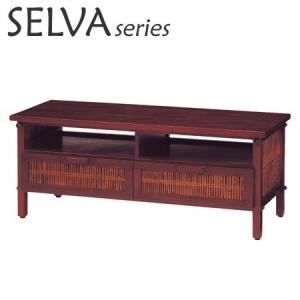 テレビ台 アジアン テレビボード SELVA 幅100cm