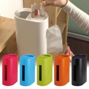 ティッシュケース ティッシュボックス ダストBOX付き ( ティッシュカバー ゴミ箱 ごみ箱 )|interior-palette