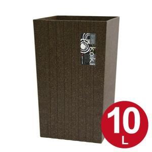 ゴミ箱 ダストボックス コイキモダン 角型 和風 大 10L ( ごみ箱 天然木 和室 おしゃれ ) interior-palette
