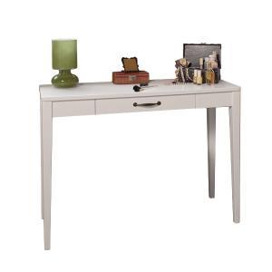 コンソールデスク 引出し付 レトロア レトロモダン 幅100cm ( 机 パソコンデスク テーブル )|interior-palette