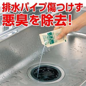 排水管 洗浄 バイオパワー液状 排水パイプ用