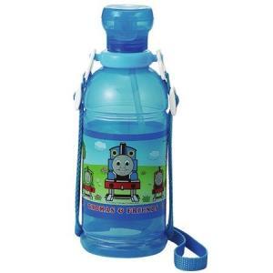 ●大人気のキャラクターきかんしゃトーマスのストロー付きプラスチックマグボトルです。 ●持ち歩きに便利...