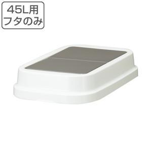 ふた ゴミ箱 レコロ本体45L専用 プッシュ蓋 ( 蓋 ダストボックス レコロ ) interior-palette