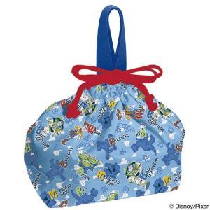 お弁当袋 ランチ巾着 トイ・ストーリー 子供用 キャラクター ( 給食袋 子供用お弁当袋 トイストーリー )