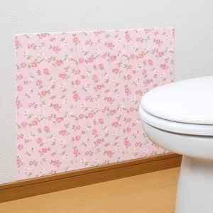 消臭シート 消臭壁面シート花柄 ( トイレ用品 汚れ防止 シート )|interior-palette|04