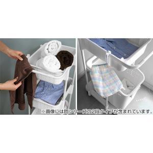 【週末限定クーポン】ランドリーワゴン 3段 ランドリーメイト 洗濯かご ( ランドリーボックス ランドリーバスケット 脱衣かご )|interior-palette|09