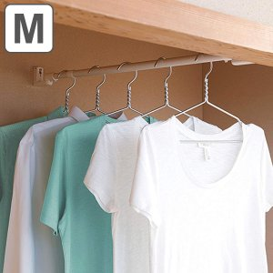 室内物干し どこでも伸縮ポール M ( 突っ張り つっぱり 部屋干し )|interior-palette