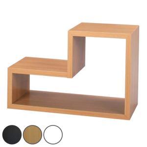パズルラック アゴゾー( 多目的収納ラック 木製棚 ディスプ...