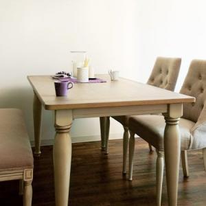 ダイニングテーブル クラッシー ( テーブル 机 食卓机 ) interior-palette