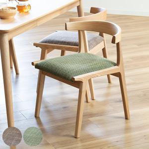 ダイニングチェア 椅子 天然木 アッシュ材 ヘンリー 座面高43cm ( ダイニングチェアー チェア チェアー イス 天然木製 木製 )|interior-palette