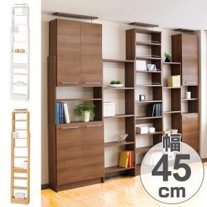 壁面収納 突っ張り オープンラック 浅型 PROVA2 幅45cm ( 収納 ラック 棚 つっぱり 壁 ) interior-palette