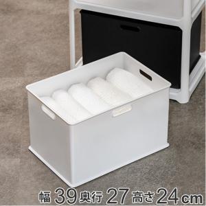【週末限定クーポン】収納ボックス 収納ケース squ+ インボックス L カラーボックス インナーボックス おもちゃ箱|interior-palette