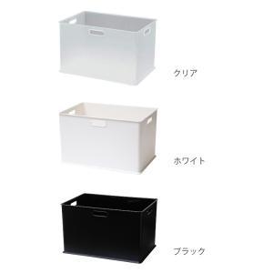 【週末限定クーポン】収納ボックス 収納ケース squ+ インボックス L カラーボックス インナーボックス おもちゃ箱|interior-palette|04