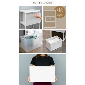 【週末限定クーポン】収納ボックス 収納ケース squ+ インボックス L カラーボックス インナーボックス おもちゃ箱|interior-palette|06