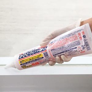 カビ取り かびとりいっぱつ カビ取りジェル 500g カビとり剤 業務用 洗剤 ( カビ カビとり 風呂 お風呂 浴室 ジェル ゴムパッキン タイル 掃除 清掃 )|interior-palette