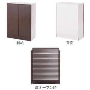 カウンター下収納 キャビネット 北欧風 Face 幅60cm ( キッチン収納 収納棚 窓下収納 キッチン 収納 キッチンカウンター ) interior-palette 03