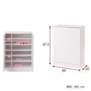 カウンター下収納 キャビネット 北欧風 Face 幅60cm ( キッチン収納 収納棚 窓下収納 キッチン 収納 キッチンカウンター ) interior-palette 05