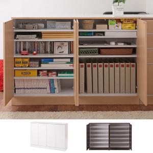 カウンター下収納 キャビネット 北欧風 Face 幅120cm ( キッチン収納 収納棚 窓下収納 キッチン 収納 キッチンカウンター )|interior-palette