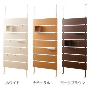 突っ張りウォールラック 幅90cm 壁面収納 つっぱり|interior-palette|02