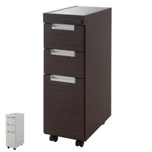 キッチンカウンター ステンレス 幅25.5cm ( キッチンワゴン キッチン 収納 キッチンラック スリム )|interior-palette