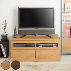 天然木テレビボード 幅100cm ( TV台 ローボード 完成品 日本製)|interior-palette