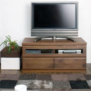 天然木テレビボード 幅100cm ( テレビラック テレビ台 ローボード 完成品 国産)|interior-palette