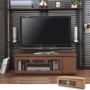 天然木 コーナーテレビ台 幅約116cm ( ローボード 完成品 TVラック )|interior-palette