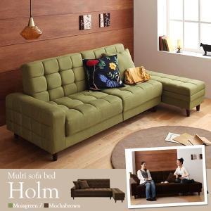 ソファベッド 収納付き Holm ホルム|interior-works