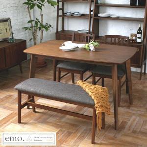 ダイニングテーブルセット 4点セット 木製 北欧 emt-2596set