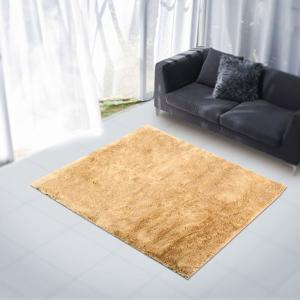 ラグ・カーペット・絨毯・マット大人気のファーラグは早いもの勝ち!アスワンラグ ライオンBE(ベージュ) 200X250cm interiorkataoka