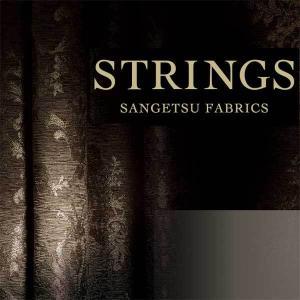 カーテン サンゲツのオーダーカーテン ストリングス(STRINGS) サンプル