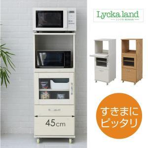 食器棚 おしゃれ 食器棚 おしゃれ ホワイト食器棚 パスタキッチンボード 幅90cm×高さ180cmタイプ|interioronlineshop