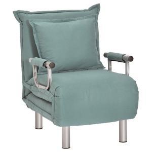 ソファ、ベッド、カウチ(背の部分を起こし、足元は拡げて使用)の3通りの使い方ができます。ソファとベッ...