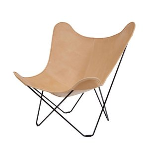 BKF Butterfly Chair / Mariposa / Natural LeatherBK...