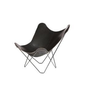 BKF Butterfly Chair / Pampa Mariposa / Black Leath...