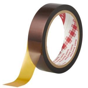 3M 耐熱性ポリイミド 耐熱マスキングテープ 5413 24mm幅×33m 1巻|interiortool