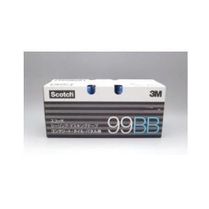3M マスキングテープ コンクリート・タイル・パネル用 99BB 幅24mm×長18m 50巻|interiortool