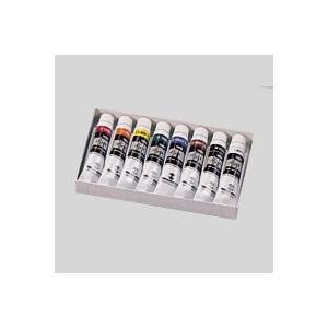 ターナー色彩 ポスターカラー 11ml 8色スクールS|interiortool