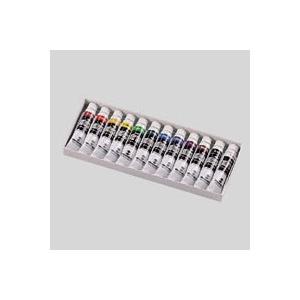 ターナー色彩 ポスターカラー 11ml 12色スクールS|interiortool