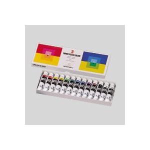 ターナー色彩 ポスターカラー 11ml 13色スクールS|interiortool