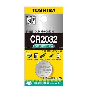 東芝 リチウムボタン電池 CR2032EC 1パックの商品画像