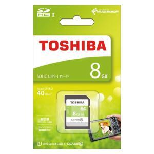 東芝 SDHCカード8GBクラス10 SDAR...の関連商品8