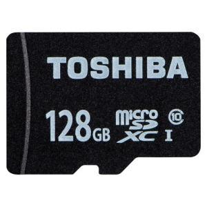 東芝 マイクロSDXCカード128gクラス10 MSDAR40N128G 1枚|interiortool