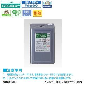 アイカ 耐熱スプレー用 一般木工用 速乾ボンド RQ-NVN2 14kg 1缶|interiortool