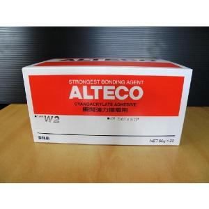 アルテコ 瞬間接着剤 木材用 W2 50g 1本|interiortool