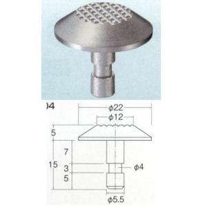 マークチップ 警告タイプ No.69-1722(N) φ22mm interiortool