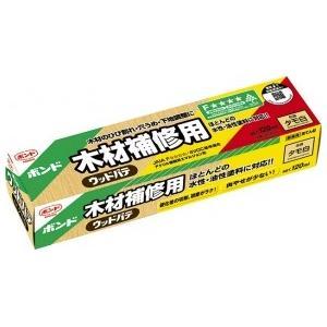 コニシ ボンド ウッドパテS タモ白 120ml 1本|interiortool