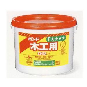コニシ 木工用ボンド CH18 5kg フル 1缶|interiortool