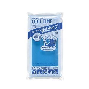 キャプテンスタッグ 抗菌 クールタイム(板氷タイプ)1kg M-1496|interiortool